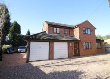 Thumbnail 4 bed detached house for sale in Tamworth Road, Polesworth, Tamworth
