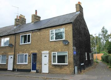 Thumbnail 2 bed end terrace house for sale in Cambridge Road, Godmanchester