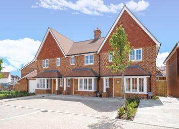 Thumbnail 3 bed terraced house to rent in Longhurst Avenue, Horsham