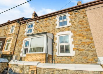 Thumbnail 3 bed terraced house for sale in Upper Viaduct Terrace, Crumlin, Newport