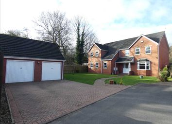 Thumbnail 5 bed detached house for sale in Le Burghdike Close, Grimsby
