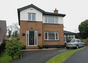 Thumbnail 4 bed detached house for sale in Dunlady Manor, Dundonald, Belfast