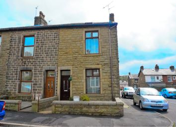 Thumbnail 2 bed end terrace house for sale in Poplar Street, Rossendale