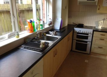 Thumbnail 1 bed end terrace house to rent in Colwyn Road, Northampton
