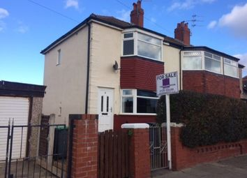 Thumbnail 2 bedroom terraced house for sale in Valeway, Thornton-Cleveleys, Lancs