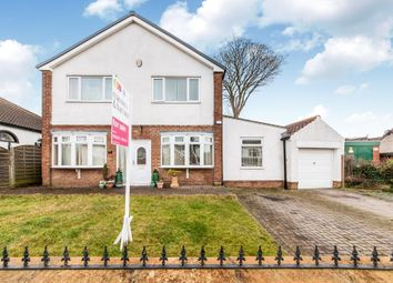 Thumbnail 4 bed detached house for sale in Spring Garden Lane, Ormesby, Middlesbrough