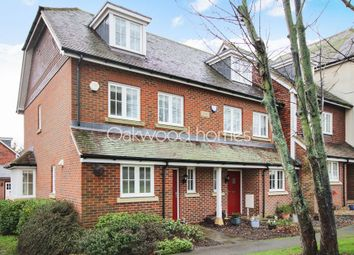 Thumbnail 4 bed terraced house for sale in College Gardens, Westgate-On-Sea