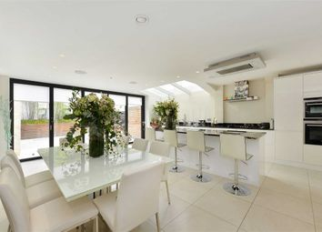 Thumbnail 3 bed flat for sale in Ainger Road, London