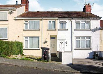 Thumbnail 3 bedroom terraced house for sale in Bankside Road, Brislington, Bristol