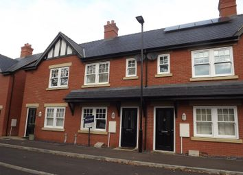 Thumbnail 2 bed terraced house to rent in Bennetts Mill Close, Woodhall Spa, Lincolnshire