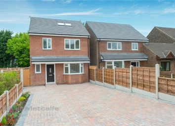 Thumbnail 4 bed detached house for sale in Church Street, Adlington, Chorley, Lancashire