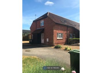 Thumbnail 2 bed end terrace house to rent in Sparrow Close, Huntingdon