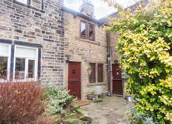 Thumbnail 2 bed terraced house for sale in Hall Ing, Honley, Holmfirth