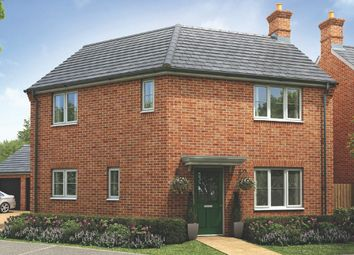 Thumbnail 3 bed semi-detached house for sale in Eastrea Road, Whittlesey, Peterborough