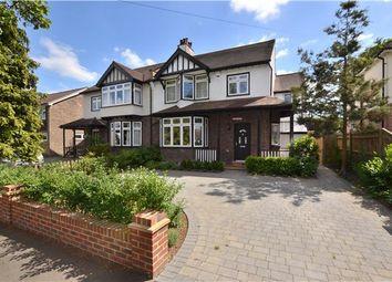 Thumbnail 4 bed semi-detached house for sale in Link Lane, Wallington, Surrey