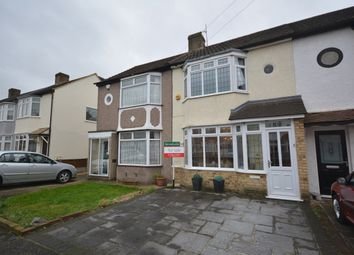 Thumbnail 3 bedroom terraced house for sale in Harwood Avenue, Ardleigh Green, Hornchurch