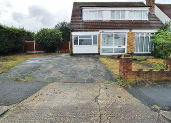 Hall Crescent, Hadleigh, Benfleet SS7. 4 bed detached house