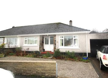 Thumbnail 3 bed bungalow for sale in Clijah Close, Redruth