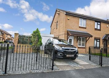 2 bed semi-detached house for sale in Fossdale Close, Howdale Road, Hull, East Yorkshire HU8