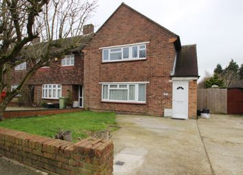 Thumbnail 3 bedroom end terrace house to rent in Repton Road, Orpington