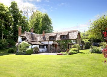 Thumbnail 4 bed detached house for sale in Cadsden Road, Princes Risborough, Buckinghamshire