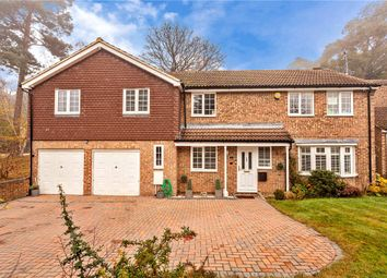 Thumbnail 5 bed detached house for sale in Abingdon Road, Sandhurst, Berkshire