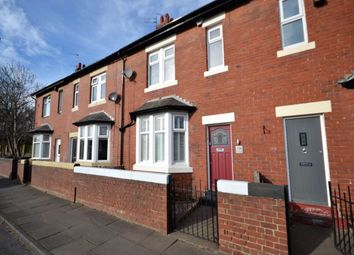 Thumbnail 2 bedroom terraced house to rent in Salters Road, Gosforth, Newcastle Upon Tyne