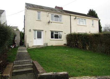 Thumbnail 2 bed semi-detached house for sale in Lynden, Lower Cwmtwrch, Swansea, City And County Of Swansea.