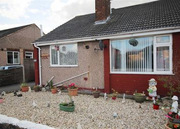 Thumbnail 2 bed semi-detached bungalow for sale in Trellewelyn Road, Rhyl, Denbighshire
