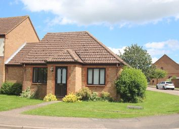 Thumbnail 2 bedroom semi-detached bungalow to rent in Camp Hill, Bugbrooke, Northampton