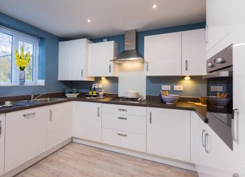 "Thumbnail 3 bedroom end terrace house for sale in ""Nugent"" at Snowley Park, Whittlesey, Peterborough"
