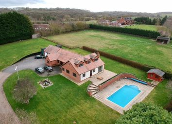 Thumbnail 6 bedroom detached house for sale in The Old Orchard, Lowes Lane, Wellesbourne, Warwick