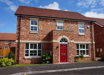 Thumbnail 4 bed detached house for sale in Edinburgh Way, Scartho Top