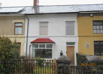 Thumbnail 3 bed terraced house for sale in 24 Bute Street, Treherbert, Treorchy, Rhondda, Cynon, Taff.