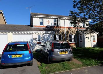 Thumbnail 3 bedroom semi-detached house for sale in Clos Mancheldowne, Barry, Vale Of Glamorgan