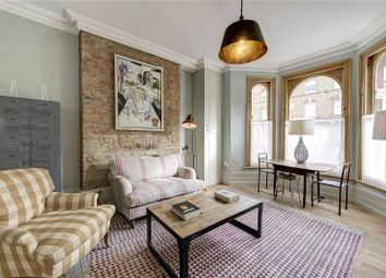 Thumbnail 1 bed flat for sale in Offerton Road, Clapham, London
