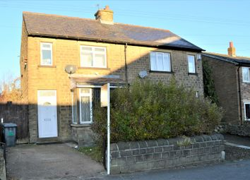 Thumbnail 3 bed semi-detached house for sale in Moor Hill Road, Salendine Nook, Huddersfield