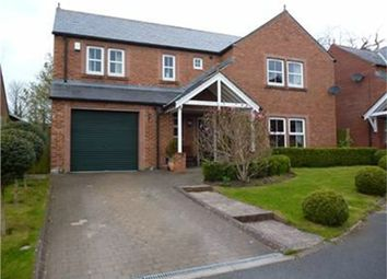 Thumbnail 4 bed detached house for sale in 5 Cross House Gardens, Great Orton, Carlisle, Cumbria