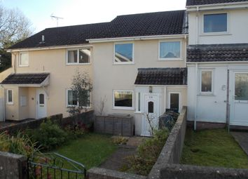 Thumbnail 2 bed terraced house to rent in Arundell Gardens, Lifton, Devon