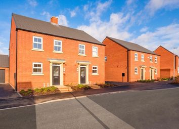 """3 bed semi-detached house for sale in """"Oakfield"""" at """"Oakfield"""" At Stockton Road, Long Itchington, Southam CV47"""