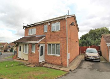 2 bed semi-detached house for sale in Gunn Close, Bulwell, Nottingham NG6