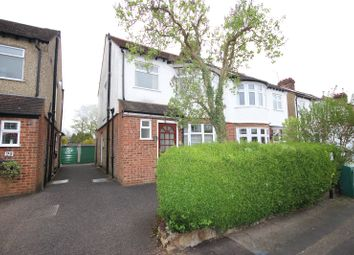 Thumbnail 3 bed semi-detached house for sale in Overstone Road, Harpenden, Hertfordshire