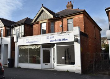 Thumbnail Retail premises to let in 317-319 Charminster Road, Bournemouth