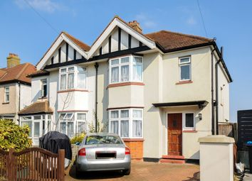 Thumbnail 3 bedroom semi-detached house to rent in Princes Avenue, Tolworth, Surbiton