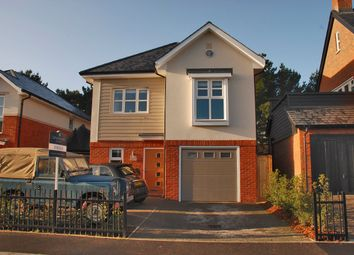Thumbnail 4 bed detached house for sale in Queen Katherine Road, Lymington