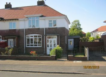 Thumbnail 3 bed terraced house to rent in The Causeway, Southport