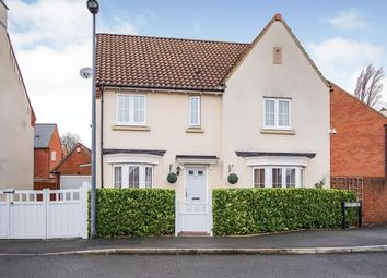 Hickory Lane, Almondsbury, Bristol, Gloucestershire BS32. 4 bed detached house