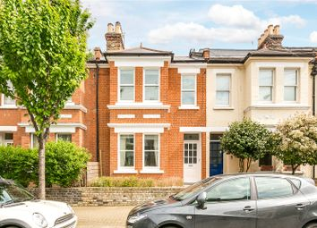 Thumbnail 4 bed terraced house for sale in Merivale Road, London
