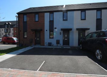 Thumbnail 2 bed terraced house for sale in Cei Tir Y Castell, Barry