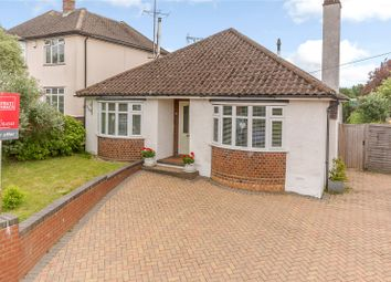 Thumbnail 3 bed bungalow for sale in Piggottshill Lane, Harpenden, Hertfordshire
